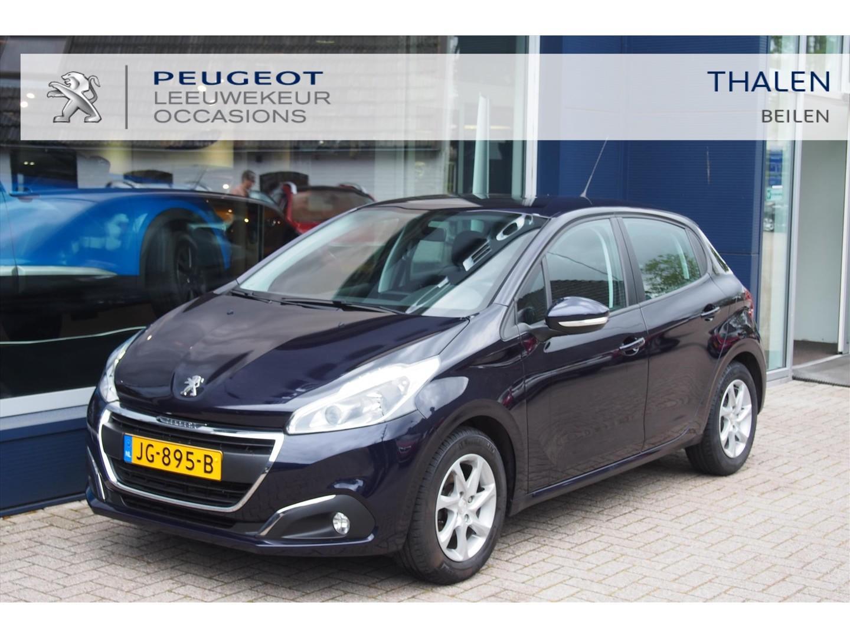 Peugeot 208 5 deurs, 1.2, lm velgen,airco,mistlampen