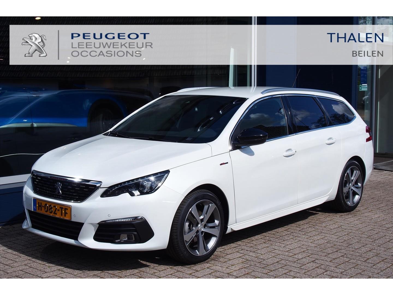 Peugeot 308 Sw gt line automaat demonstratieauto
