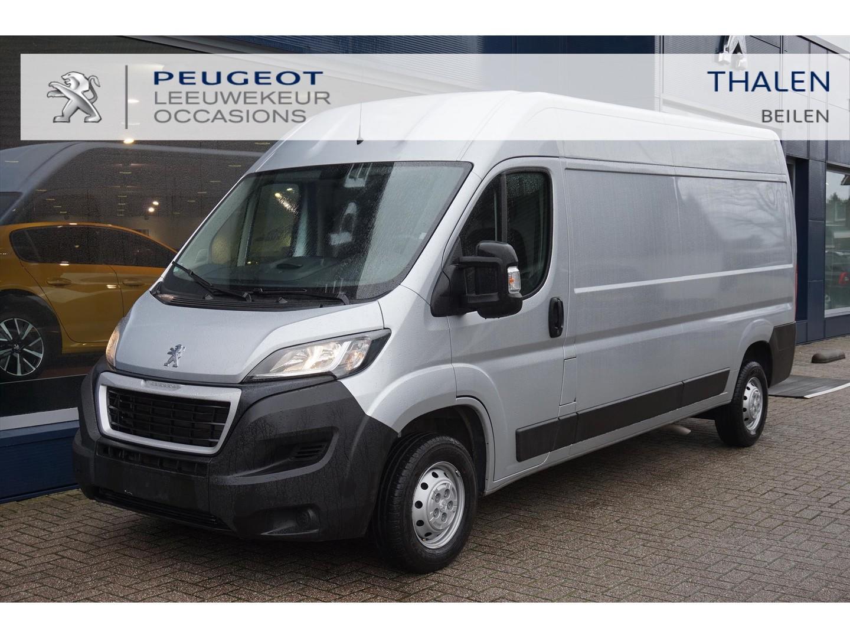 Peugeot Boxer L3h2 160 pk premium trekhaak/vloer/airco demo