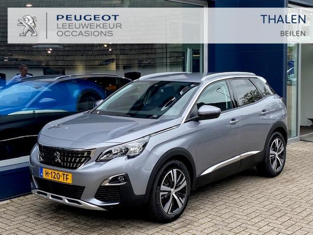 Peugeot 3008 Allure 130 pk demo 2020 navigatie/camera/dakrail