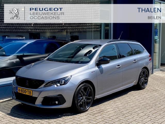 Peugeot 308 Sw gt line 130 pk black pack € 10.000,- demo voordeel !