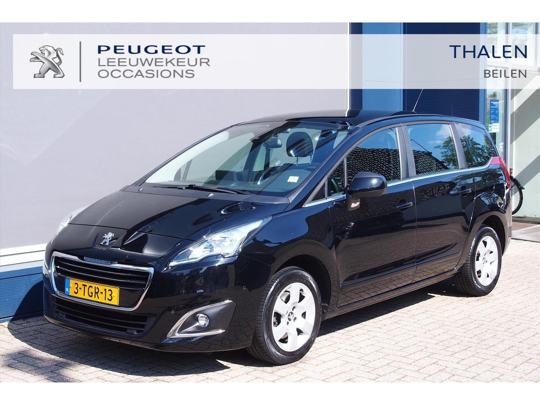 Peugeot 5008 156 pk navi/panodak/trekhaak/parkeerhulp