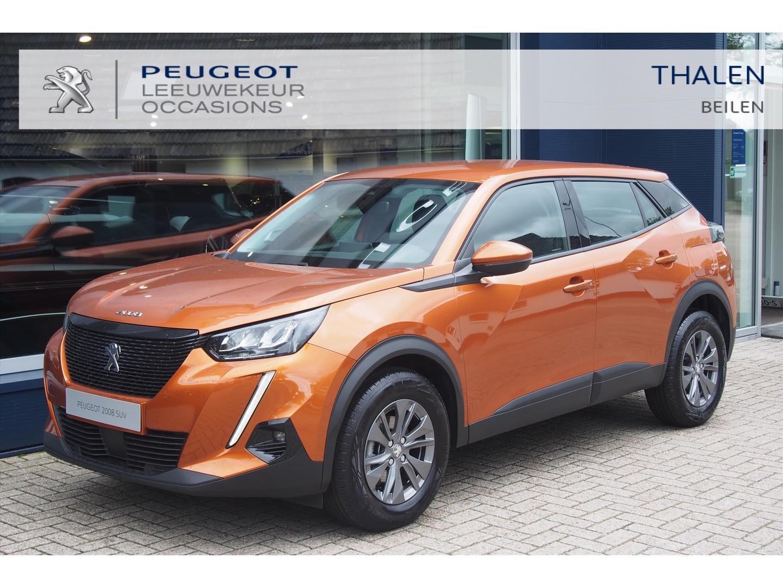 Peugeot 2008 130 pk clima/camera/led mistl/lm velgen/navi*/div kleuren