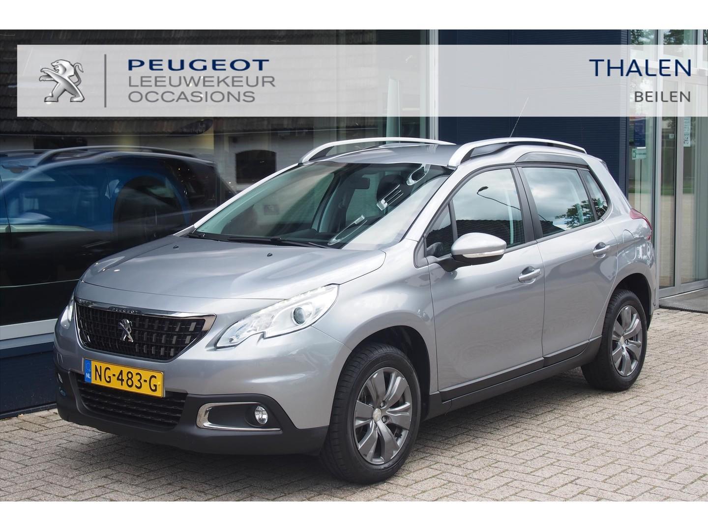 Peugeot 2008 110 pk turbo/navi/climate control/pdc/lmw