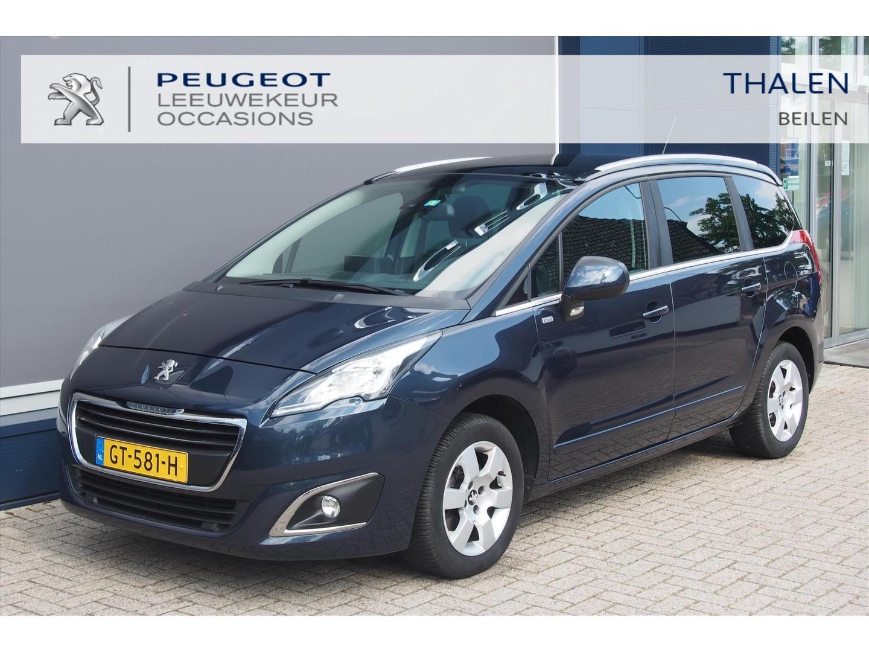 Peugeot 5008 130pk style 7 zitter/navi/camera/panodak/trekhaak