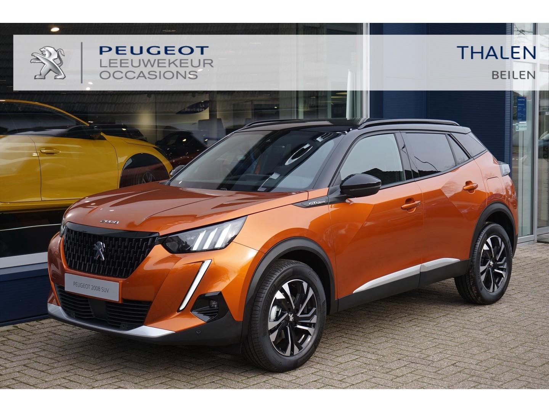 """Peugeot 2008 new 130pk gt-line met navi/dodehoekdetectie/stoelverwarming/17"""" wielen"""