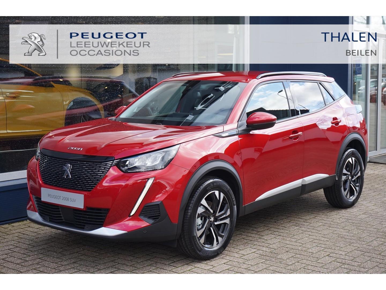 Peugeot 2008 130pk allure demo 03-2020 met € 3750,- voordeel!