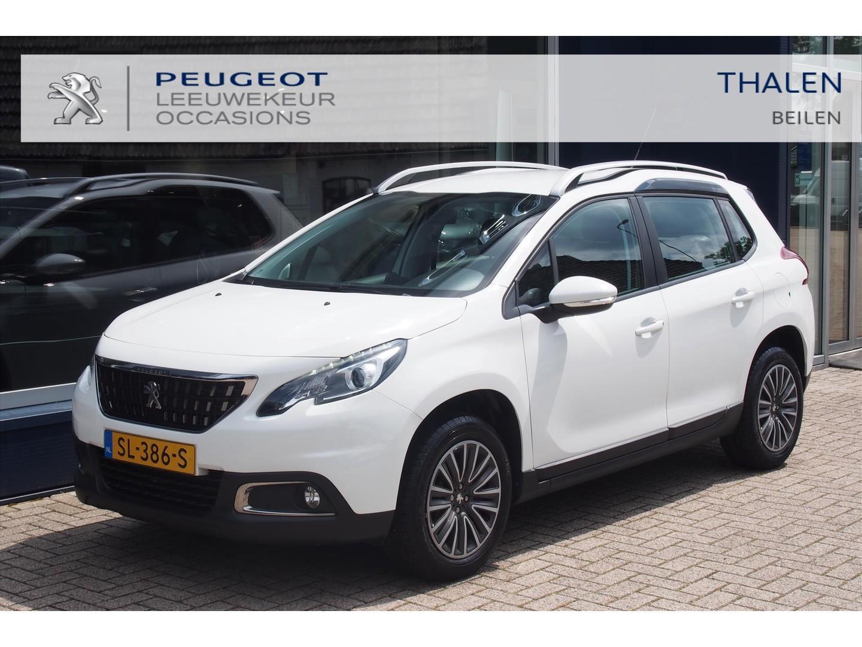 Peugeot 2008 110 pk turbo, navigatie, parkeerhulp, cruise control, 13000 km !!
