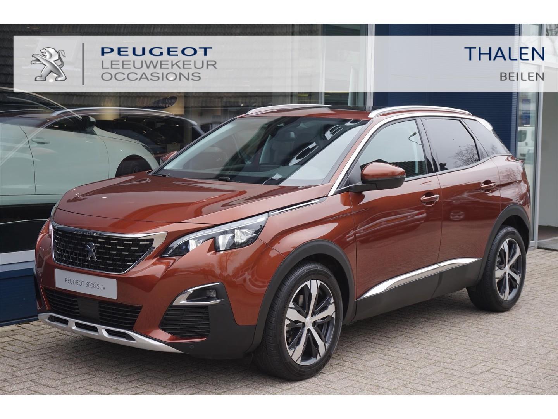 Peugeot 3008 Allure eat 8 automaat full led/navi/schuifdak/keyless/stoelverwarming