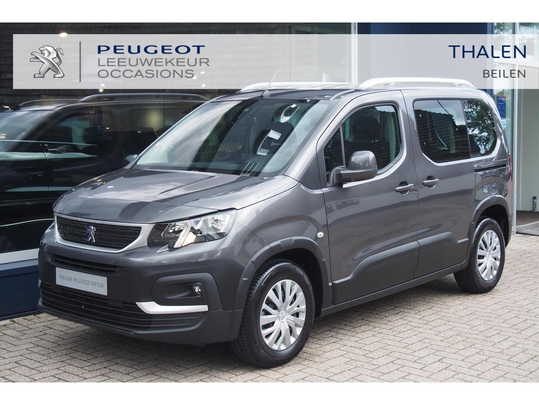 Peugeot Rifter 110 pk demo 02-2020 div extra's 2 acherdeuren