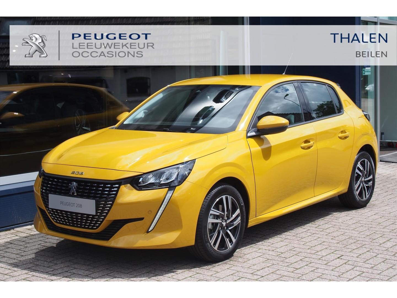 Peugeot 208 Allure 100pk navi/camera/dab+ zeer complete demo van 06-2020