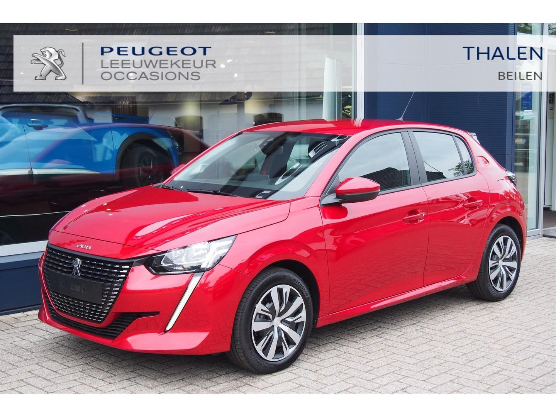 Peugeot 208 1.2 puretech active. demonstratie auto