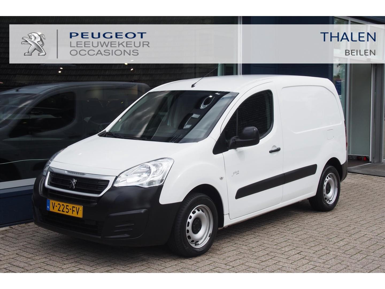 Peugeot Partner Euro6 met airco/schuifdeur/bluetooth/cruise control
