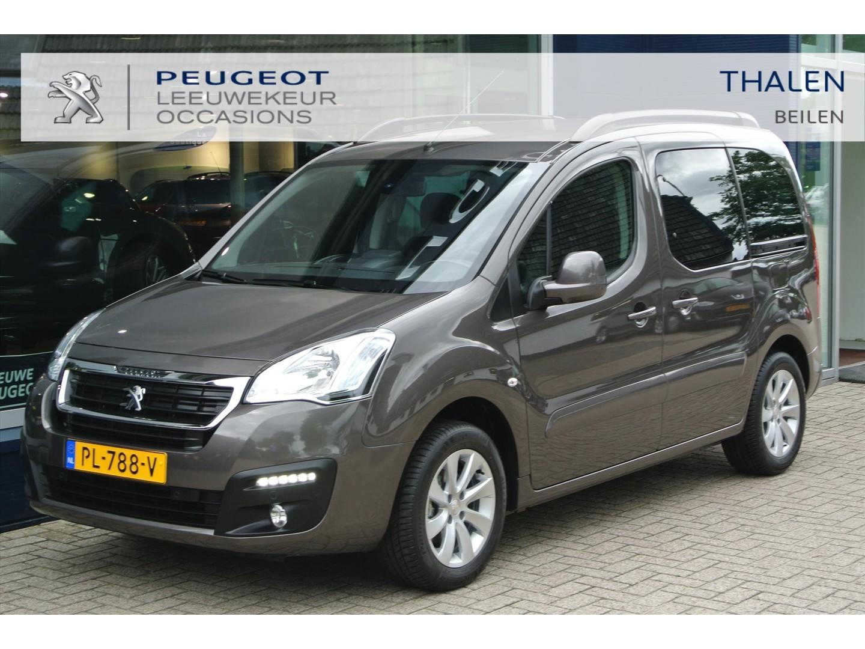 Peugeot Partner 1.6 hdif 120pk tepee meest complete uitvoering.