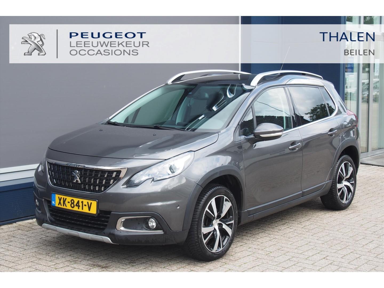 """Peugeot 2008 110pk allure panodak / navigatie / 17"""" velgen met all season banden"""