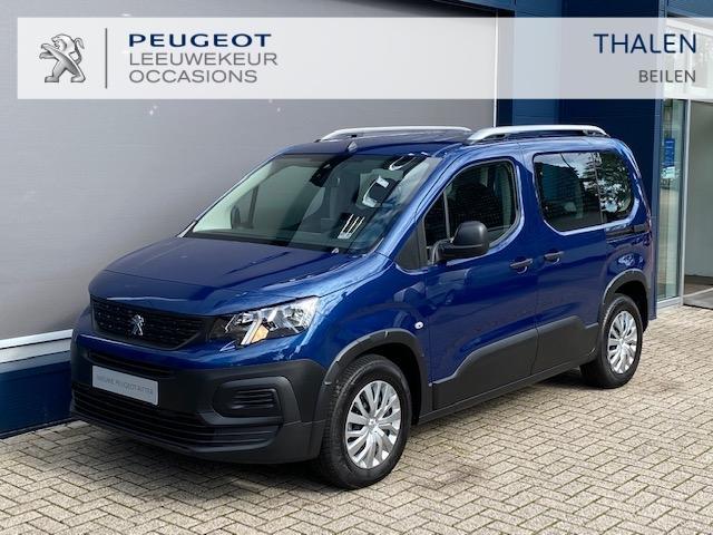 Peugeot Rifter 110 pk navigatie scherm/ parkeerhulp/ demo 4-2020