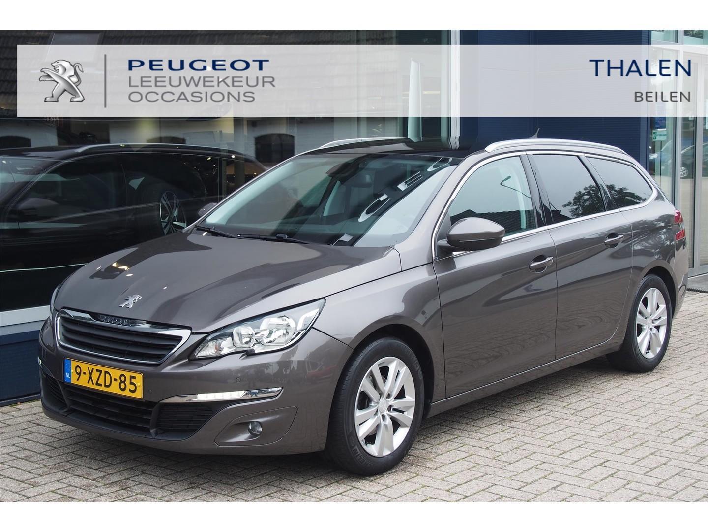 Peugeot 308 130 pk automaat navi/panodak/trekhaak