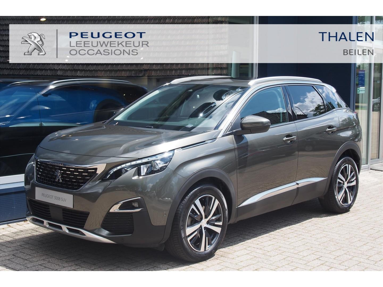 Peugeot 3008 Allure automaat full led/navi/schuifdak/keyless/stoelverw. 5-2020 € 10.000, voordeel !