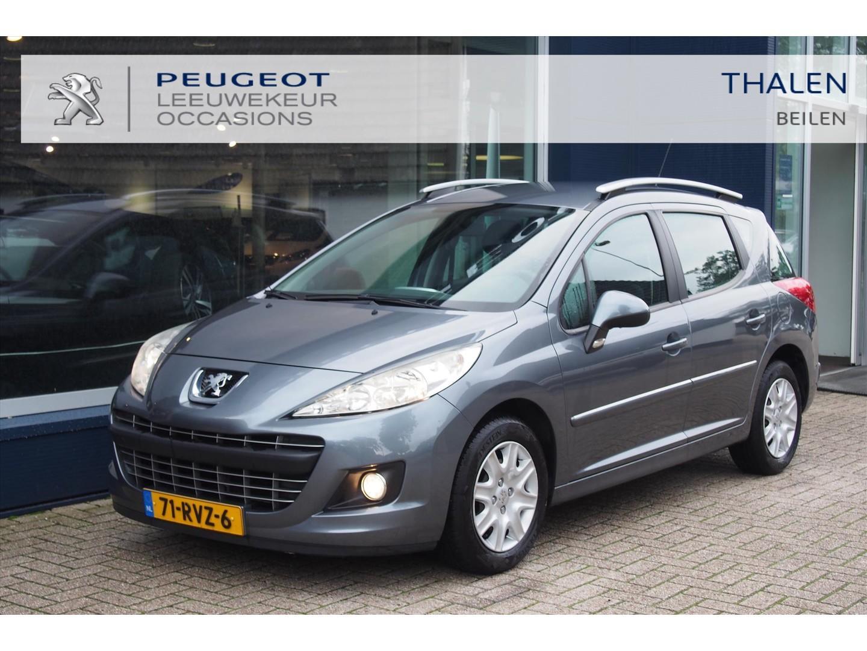 Peugeot 207 Sportium 1.6 120 pk ruime & praktische auto met trekhaak