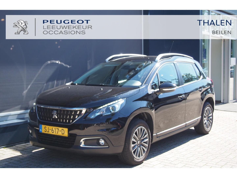Peugeot 2008 110 pk turbo / navigatie / parkeerhulp / trekhaak 1250 kg