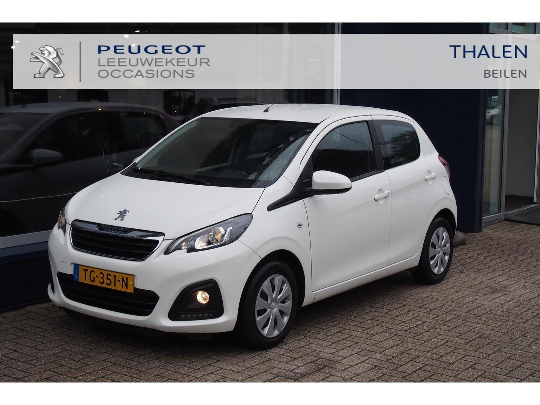 Peugeot 108 1.0 5-drs active airco radio-cd bleu-tooth etc
