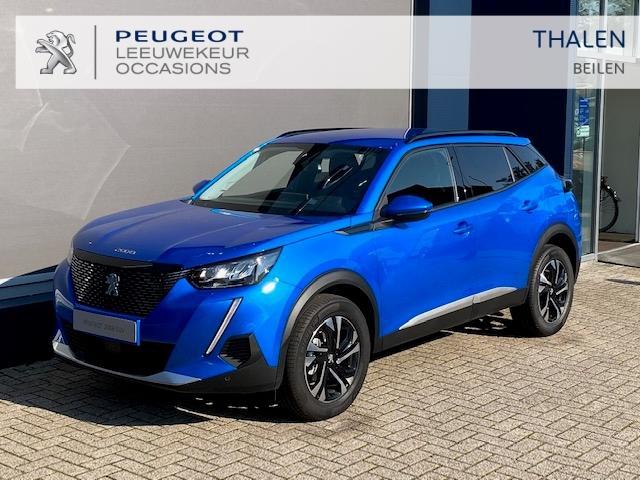 Peugeot 2008 new Allure 130 pk 8-2020 navigatie/led/extra getint/ € 4000,- demo voordeel