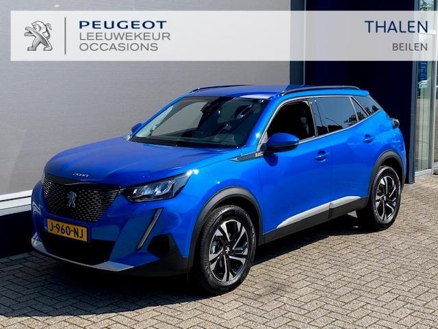 Peugeot 2008 Allure 130 pk nieuw € 31.500 nu als demo € 26.850,-