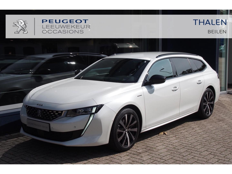 "Peugeot 508 Sw gt-line 180 pk demo / full led / navigatie / 18""/ adaptive cruise / €10.000 korting!"