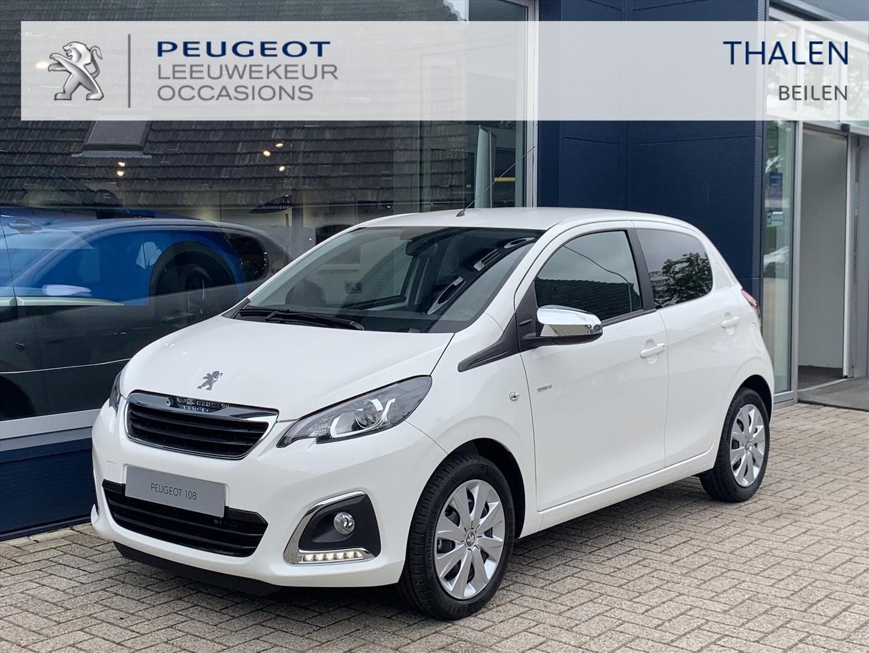 Peugeot 108 1.0 e-vti 72pk 5d style