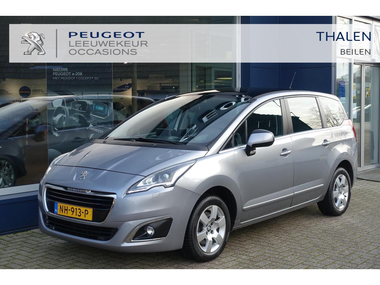 Peugeot 5008 Hdi navi-xenon- pano dak 7 pers. 79000 km!