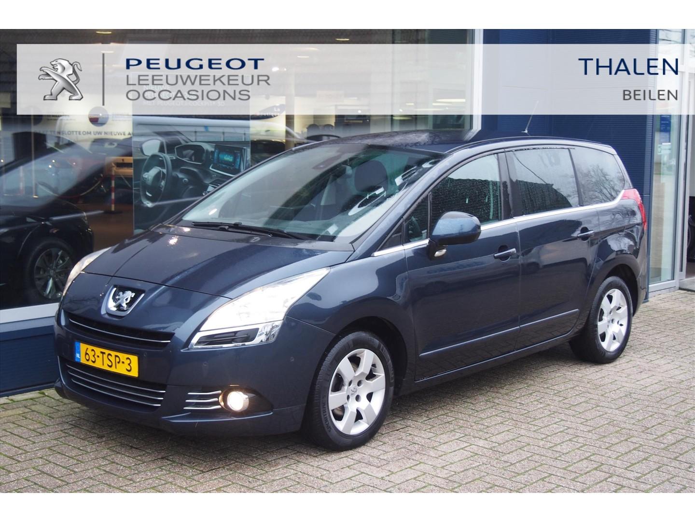 Peugeot 5008 1.6 vti 120 pk / 7 zitter / navi / trekhaak 1400 kg / parkeersoren v+a