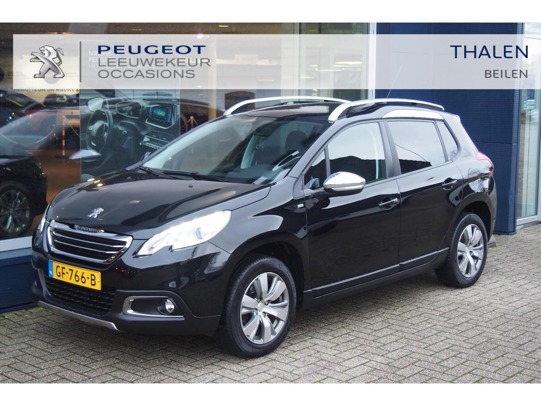 Peugeot 2008 1.2 style trekhaak pano-dak climate control- lm velgen - navigatie - parkeerhulp - etc