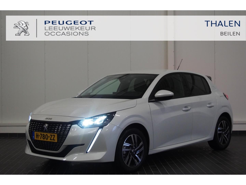 Peugeot 208 Allure automaat 3300 km / navigatie / led verlichting / trekhaak / camera / parkeersensoren / climate control