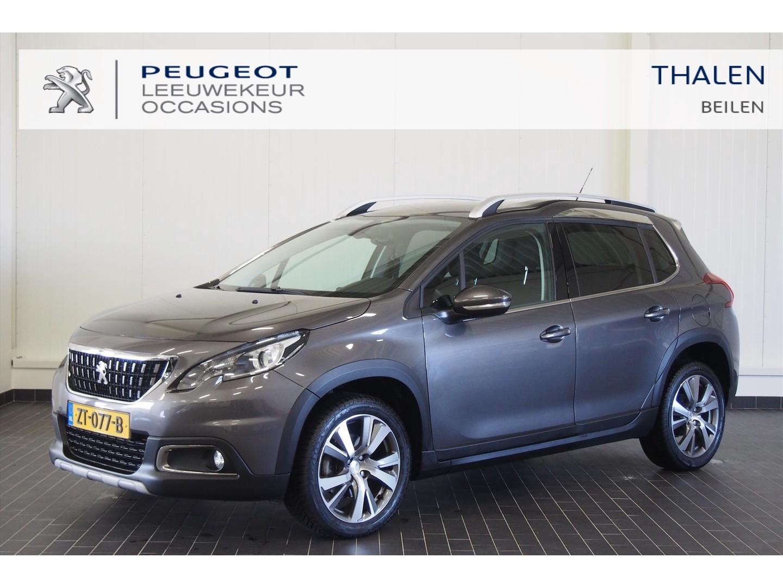 Peugeot 2008 Allure 110 pk volautomaat, zeer compleet en in nieuwstaat, slechts 15000 km!