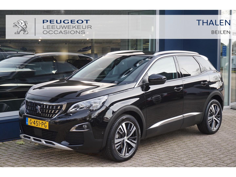 Peugeot 3008 Allure automaat eat8 navi/keyless/camera/drive assist/dakrail/stoelverwarming