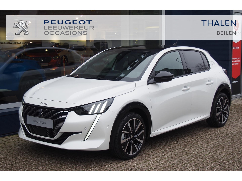 Peugeot 208 Gt pack 100pk - nieuwe auto, direct leverbaar!