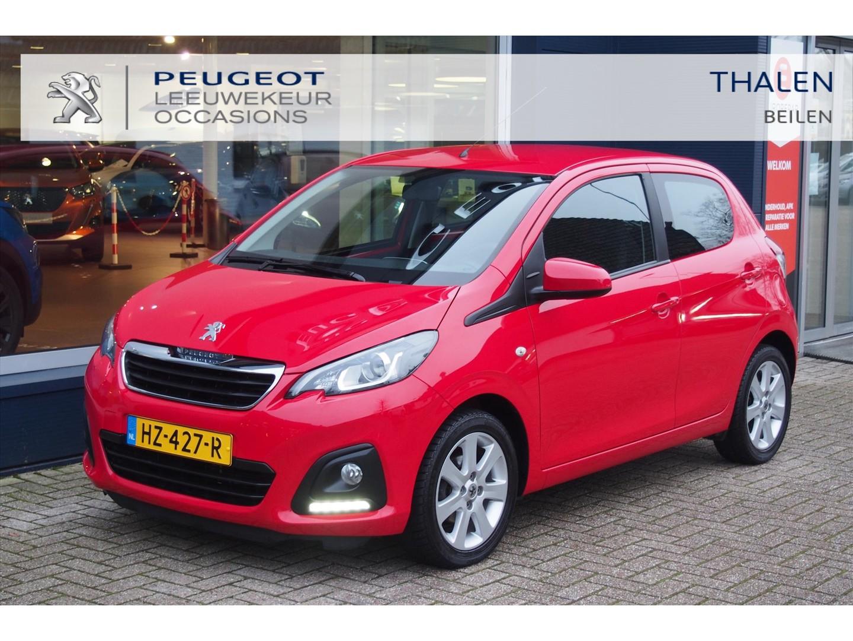 Peugeot 108 Active met airco / bluetooth / mistlampen / 4 seizoen banden / lichtmetaal