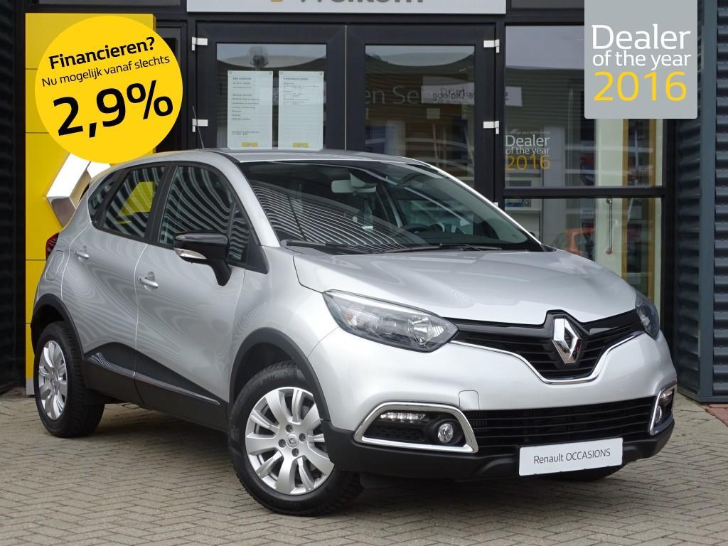 Renault Captur Dci 90pk expression