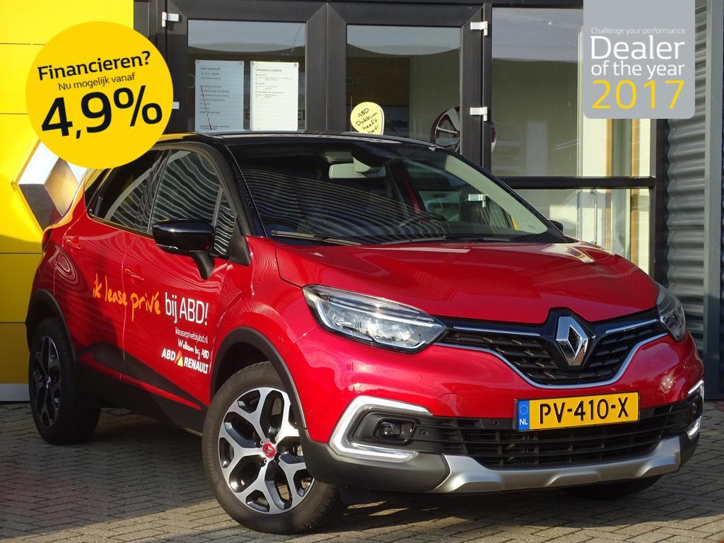 Renault Captur Tce 90pk intens normaal rijklaar 25.950,- nu rijklaar 19.945,-