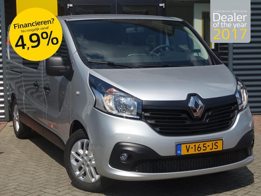 Renault Trafic Dubbele cabine 1.6 dci 120pk l2h1 comfort internetaanbieding