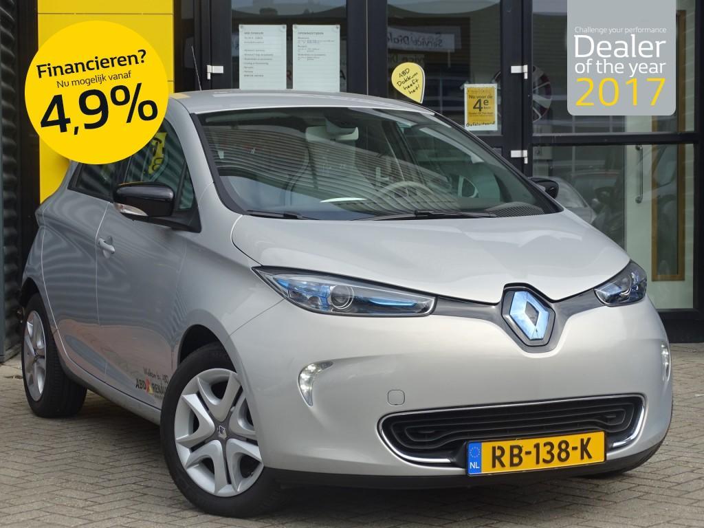 Renault Zoe R240 zen quickcharge 22 kwh (ex accu)