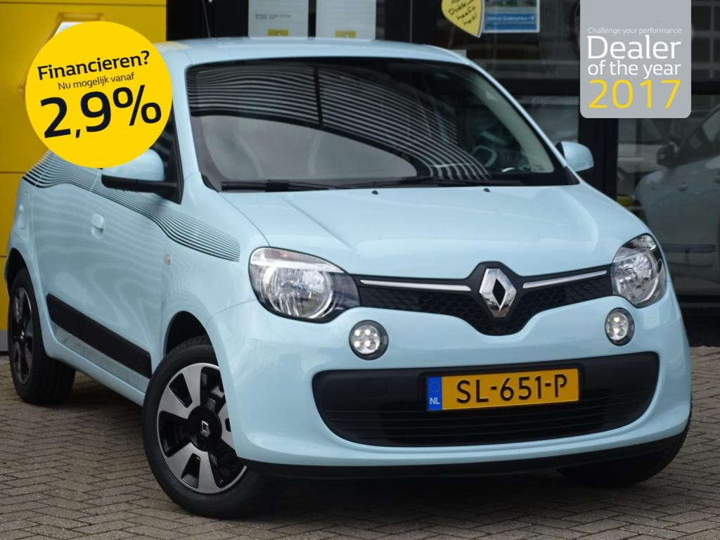 Renault Twingo Sce 70 pk collection normaal rijklaar 13.480, nu 11.695,-