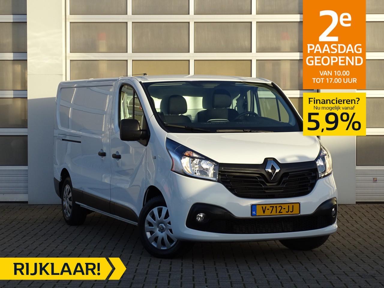 Renault Trafic 1.6 dci 95pk t29 l2h1 comfort***