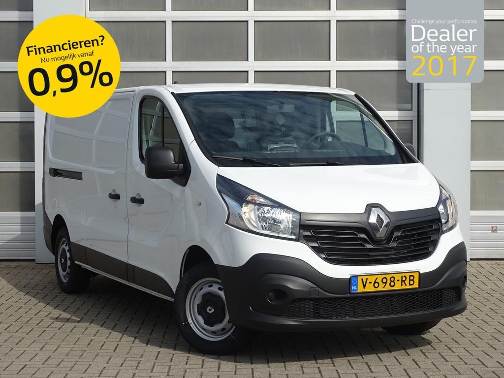 Renault Trafic L2h1 t29 gb energy dci 120 pk eu6 comfort normaal rijklaar 25.880,- , nu 19.950,-