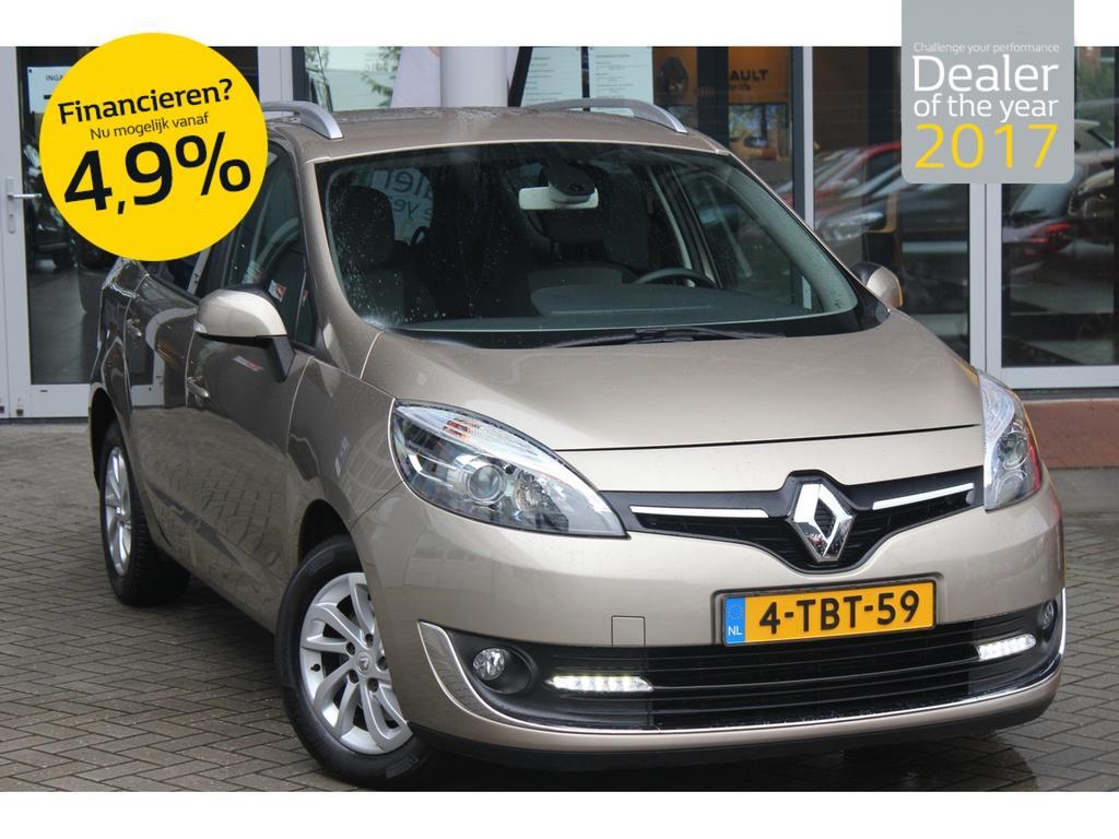 Renault Grand scénic 1.5 dci 110pk dynamique internetaanbieding