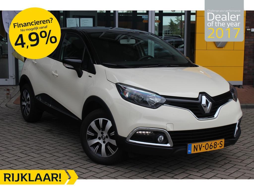 Renault Captur Tce 90pk limited