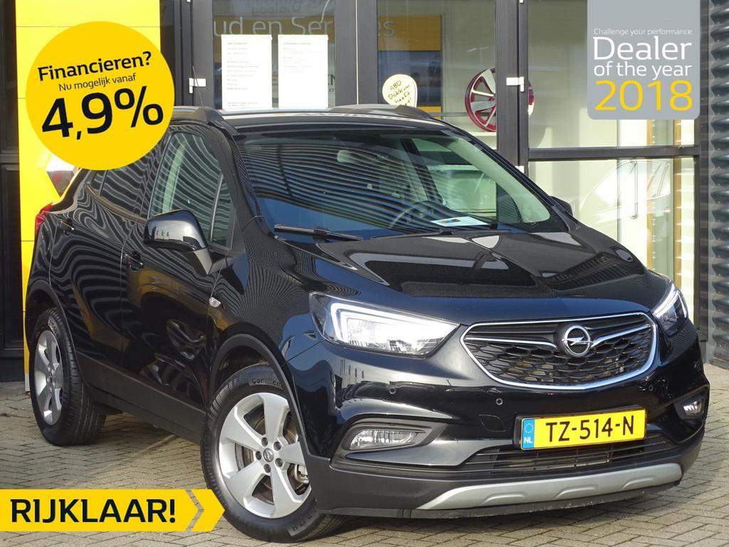 Opel Mokka x 1.4 turbo 140pk enjoy