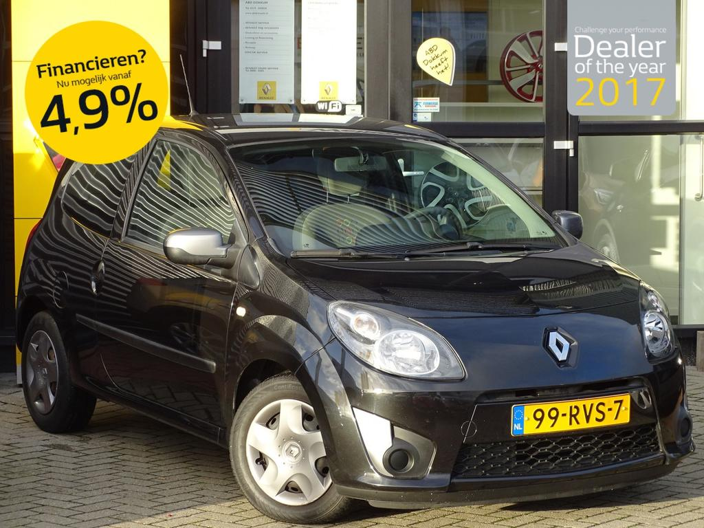 Renault Twingo 1.2-16v 75pk collection internetaanbieding!