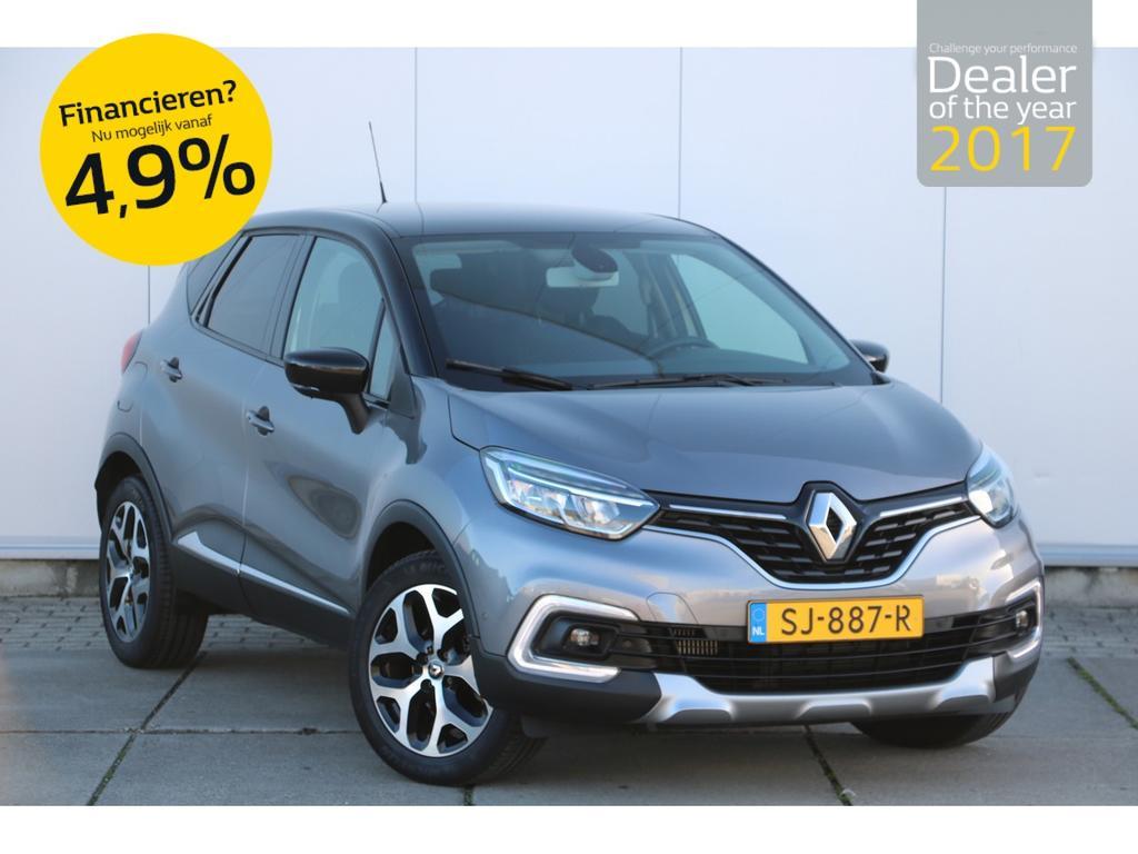 Renault Captur Tce 120pk edc/aut.6 intens