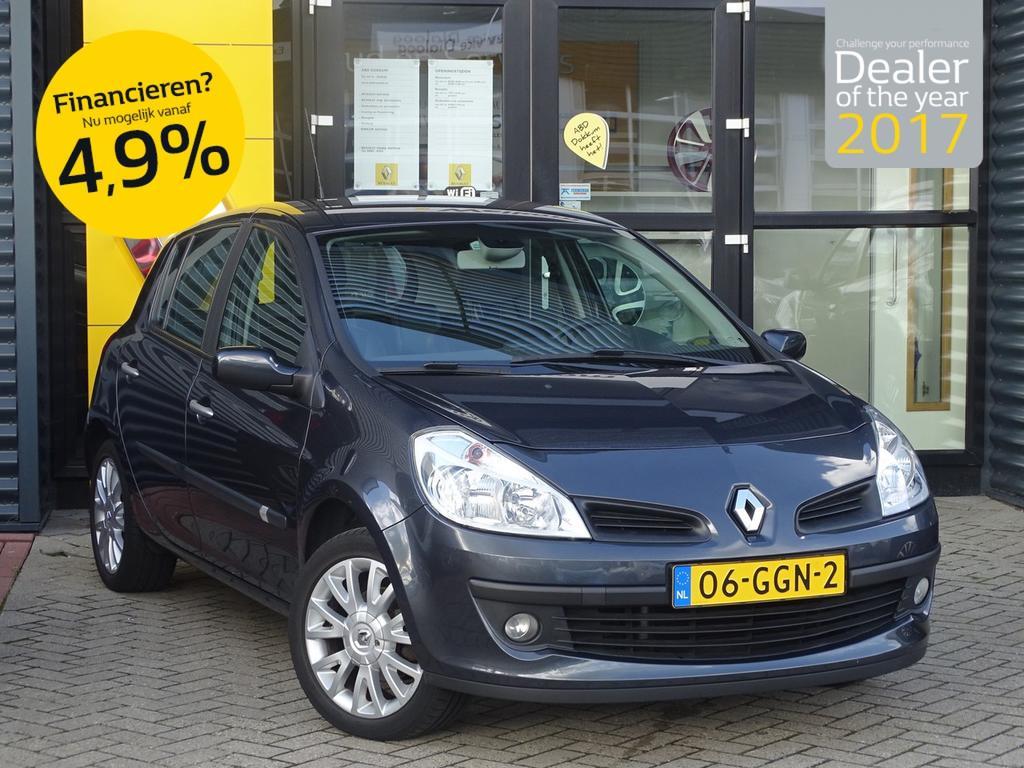Renault Clio 1.6-16v 110pk 5-drs automaat dynamique s